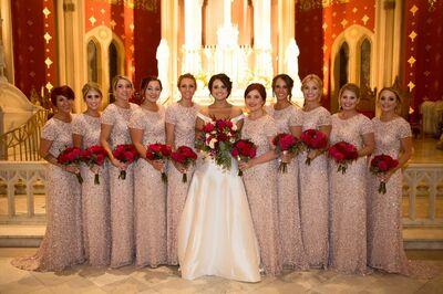 Bella Bridesmaids New Orleans