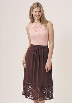 JASMINE P196064K Bateau Bridesmaid Dress