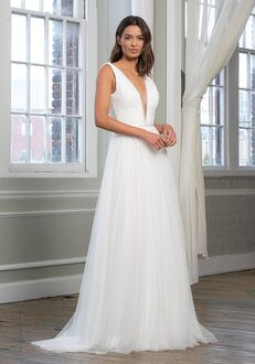 THEIA 890703 A-Line Wedding Dress