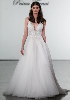 Pnina Tornai for Kleinfeld 4713 A-Line Wedding Dress