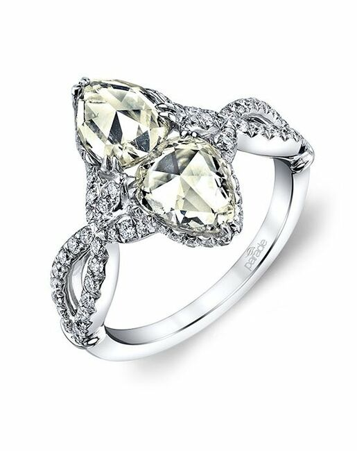 Parade Designs R3645 from the Reverie Collection Wedding Rings photo
