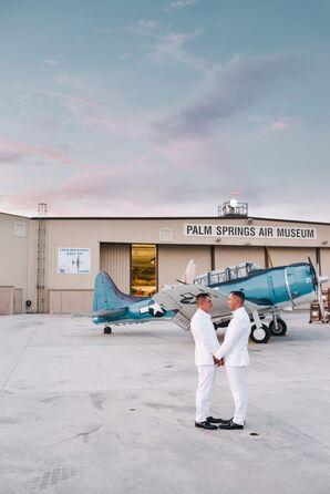 Palm Springs Air Museum Hangar