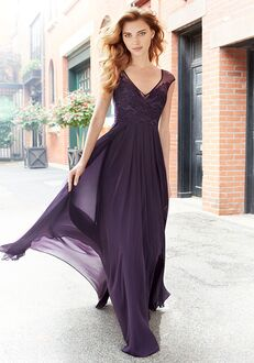 c5e8063410 Hayley Paige Occasions 5714 Bridesmaid Dress - The Knot