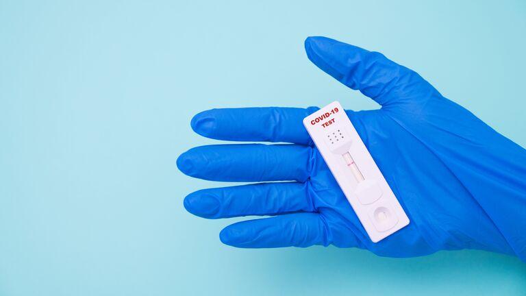 COVID testing antigen rapid