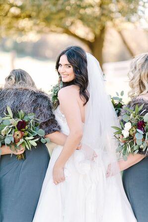 A Bride's Something Borrowed