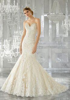 Morilee by Madeline Gardner Melrose   Style 8193 Mermaid Wedding Dress