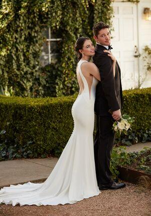 Martina Liana 932 Sheath Wedding Dress