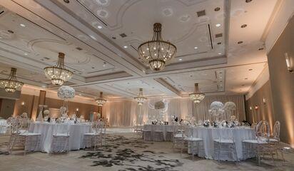 Jw Marriott Miami Reception Venues Miami Fl
