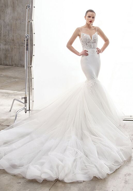 Mermaid Wedding Dress.Naya