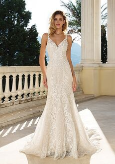 Justin Alexander 88088 Mermaid Wedding Dress