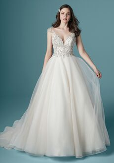 Maggie Sottero ZANDRINA A-Line Wedding Dress
