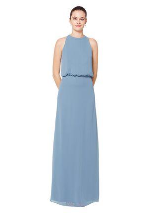 Bill Levkoff 7081 Scoop Bridesmaid Dress