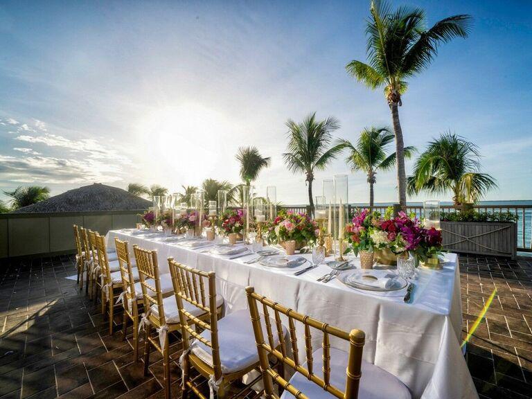 Florida Wedding Venue in Little Torch Key, Florida.