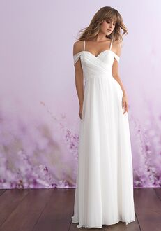 Allure Romance 3105 A-Line Wedding Dress