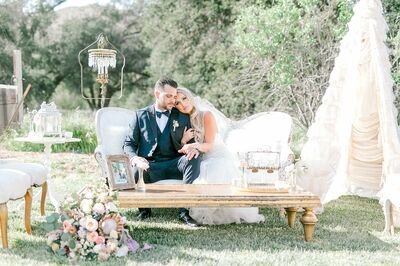 Wedding Rentals in Palm Springs, CA - The