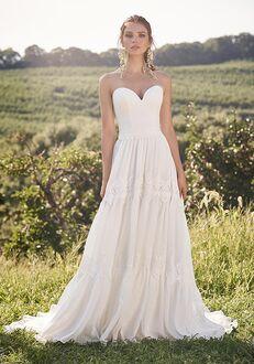 Lillian West 66127 A-Line Wedding Dress