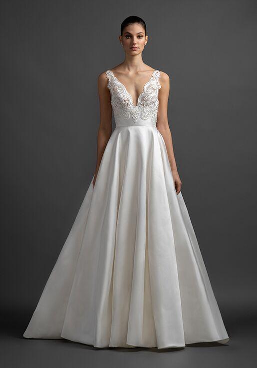 1c948b112c Lazaro Rafaela 3905 Wedding Dress - The Knot