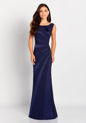 Cameron Blake 119649 Blue Mother Of The Bride Dress