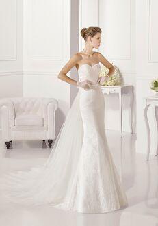 Adriana Alier Zahara Mermaid Wedding Dress