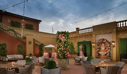 Hotel Granduca Austin Reception Venues Austin Tx