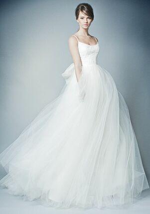 ROMONA New York RB011+BOW Ball Gown Wedding Dress