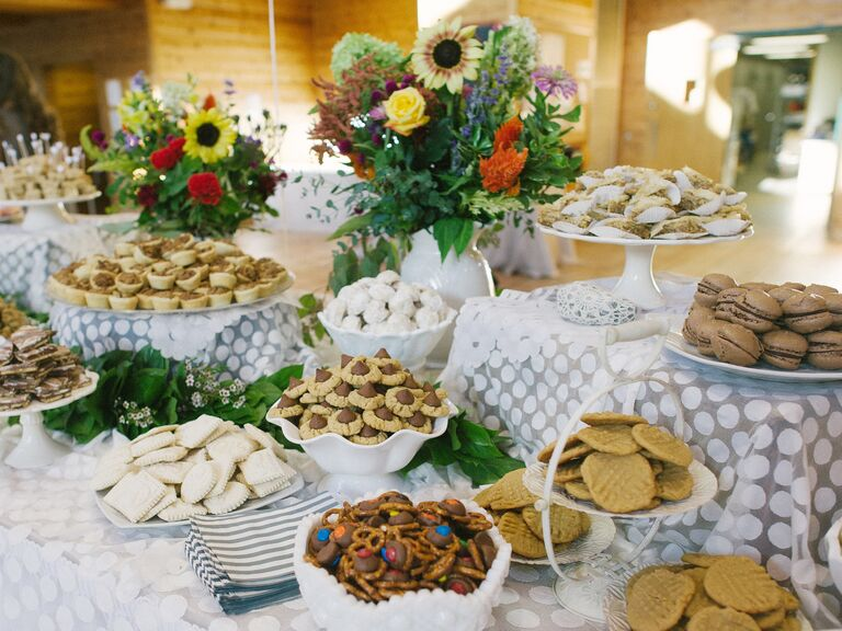 Pittsburgh cookie table tradition.