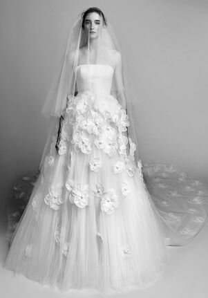 Viktor&Rolf Mariage FLOWERBOMB GOWN Ball Gown Wedding Dress