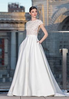 Justin Alexander Signature 99033 Ball Gown Wedding Dress