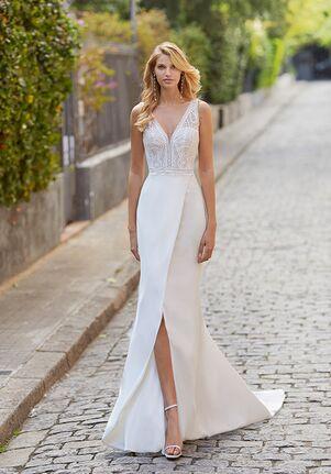Rosa Clará TAMARA Sheath Wedding Dress