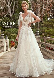 IVOIRE by KITTY CHEN HANA, V2005 A-Line Wedding Dress
