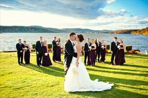 Wedding reception venues in new haven ct the knot the candlewood inn junglespirit Gallery