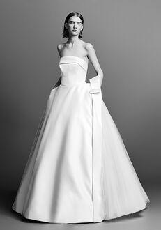Viktor&Rolf Mariage GRAPHIC CUT SATIN GOWN Ball Gown Wedding Dress