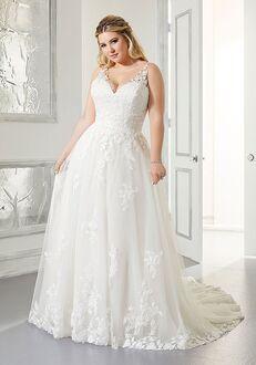 Morilee by Madeline Gardner/Julietta Arlene A-Line Wedding Dress