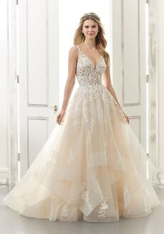 Morilee by Madeline Gardner Audrey Ball Gown Wedding Dress
