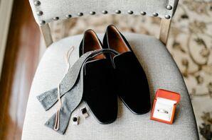 Groom Accessories for Wedding in Springfield, Missouri