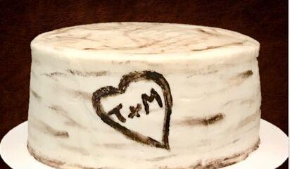 Admirable Sweets By Regina Wedding Cakes Houston Tx Personalised Birthday Cards Veneteletsinfo
