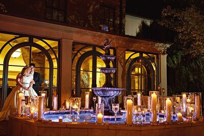 Royal Events,  Candles and Decor