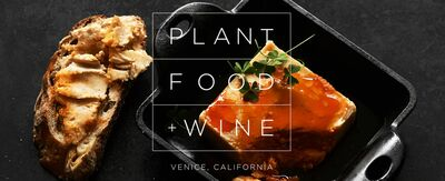 Plant Food and Wine