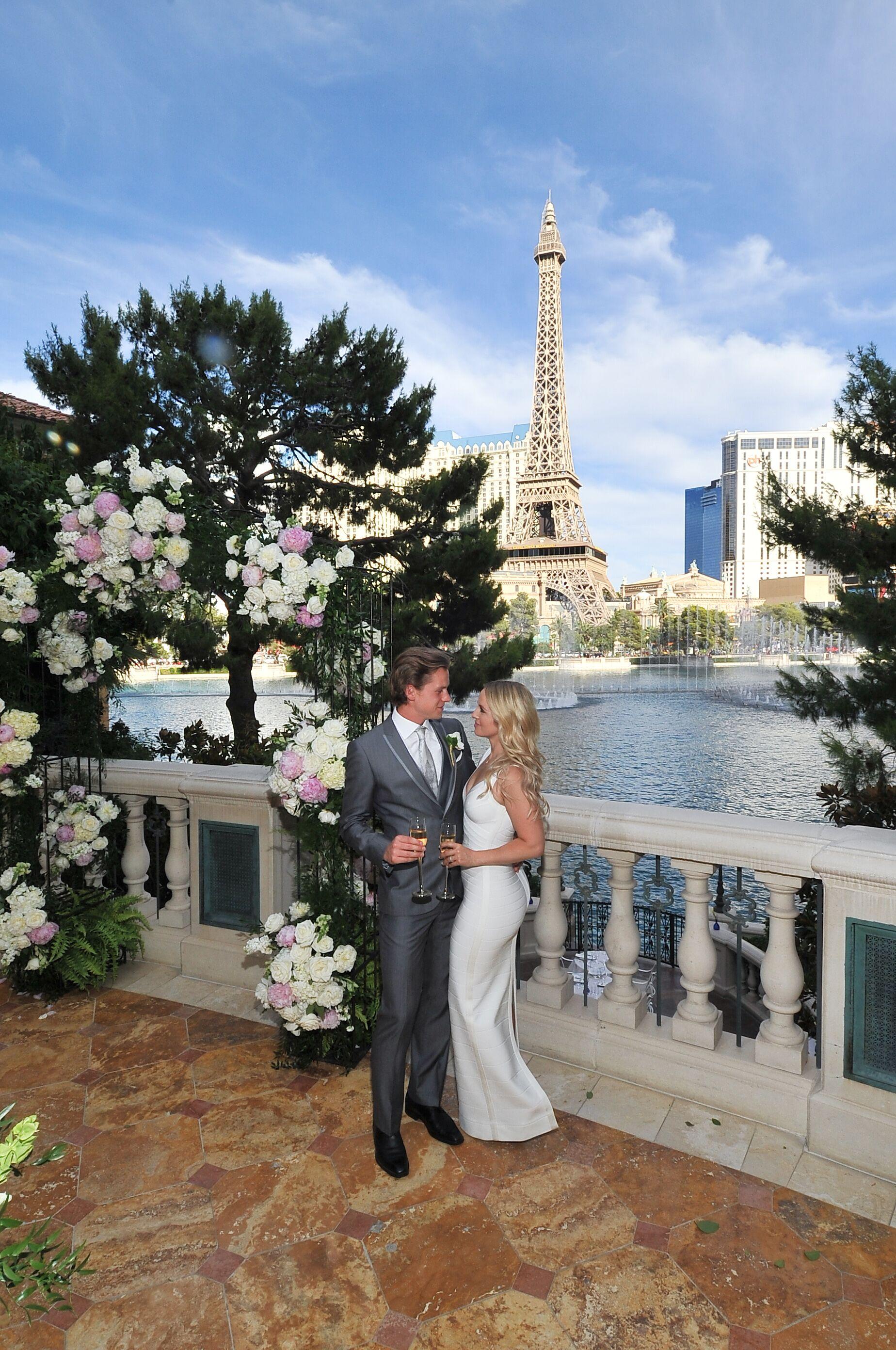 Weddings At Bellagio Reception Venues Las Vegas Nv