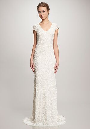 THEIA 890098 Sheath Wedding Dress