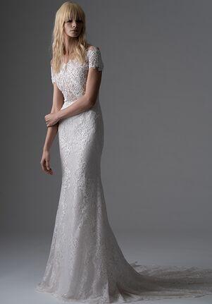 Alyne by Rita Vinieris Rosalind Sheath Wedding Dress