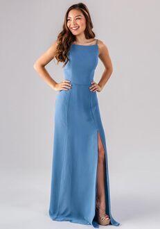 Kennedy Blue Alice Bateau Bridesmaid Dress