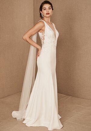 BHLDN Langdon Gown A-Line Wedding Dress