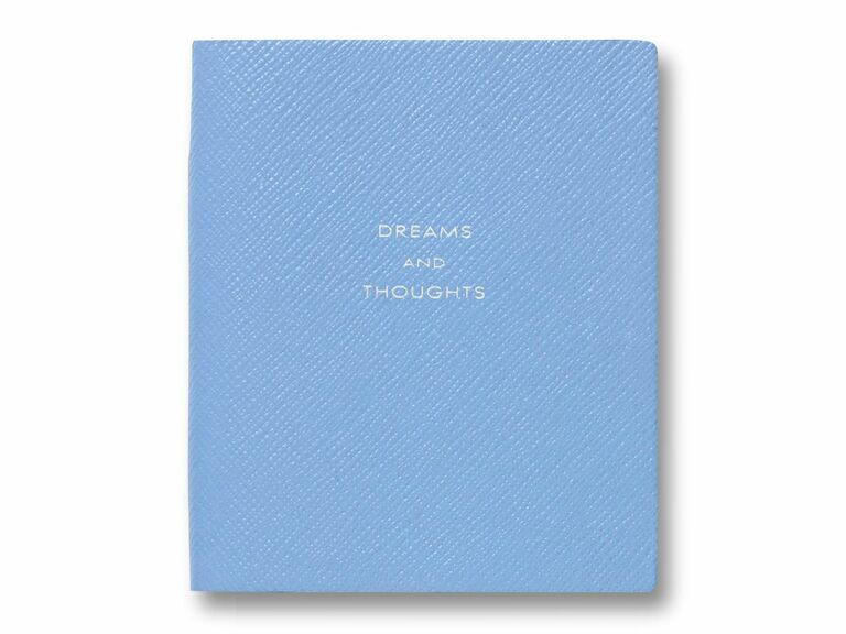 Smythson Dreams and Thoughts notebook