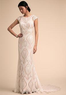 BHLDN Ludlow Gown Sheath Wedding Dress