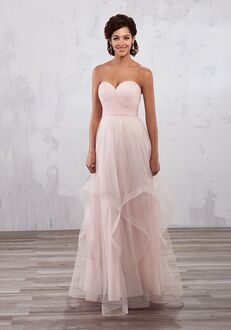 1 Wedding by Mary's Modern Maids M1853 Sweetheart Bridesmaid Dress
