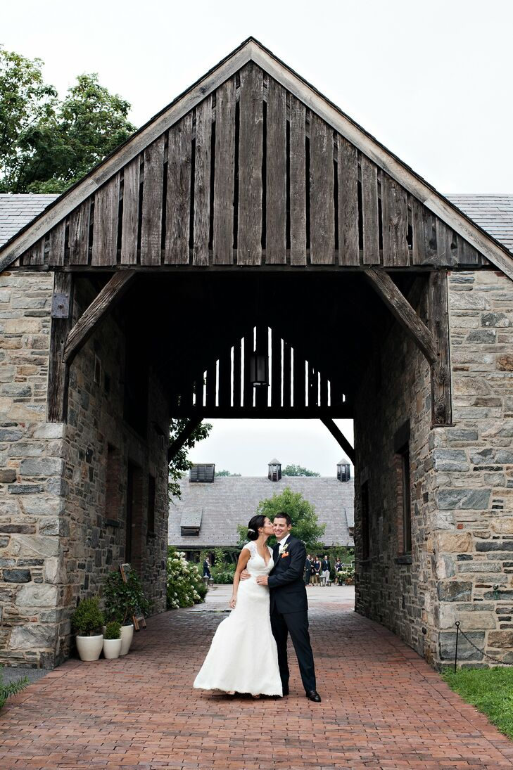 The Bride Christine Bashian, 29, a lawyer The Groom TJ Murphy, 27, vice president at Baldor Specialty Foods The Date August 14  The couple wanted thei