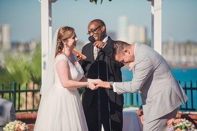 Wedding Pastor Ken