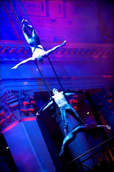 Cirque-Tacular Entertainment - Circus Performer - New York City, NY