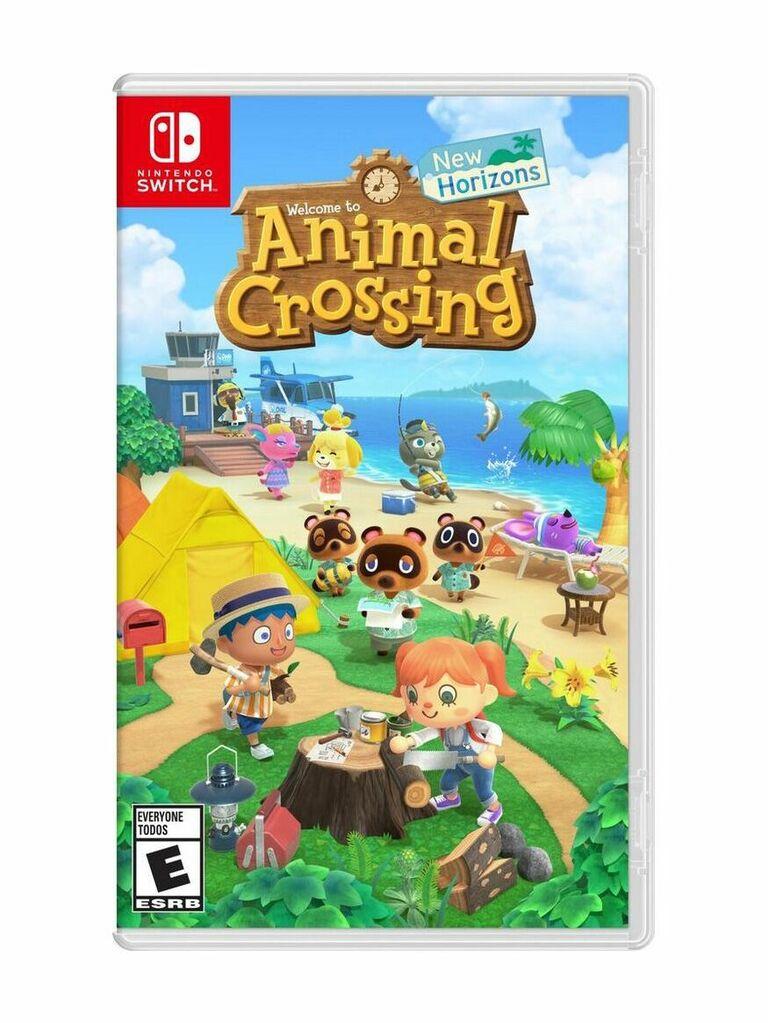 Animal Crossing Nintendo gift for husband